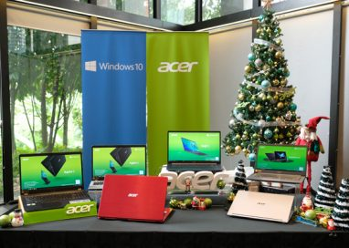 Acer Malaysia Wraps Up 2018 by Previewing 15-inch Swift 5 and Launching a Host of Other Laptops, Desktop and Monitors