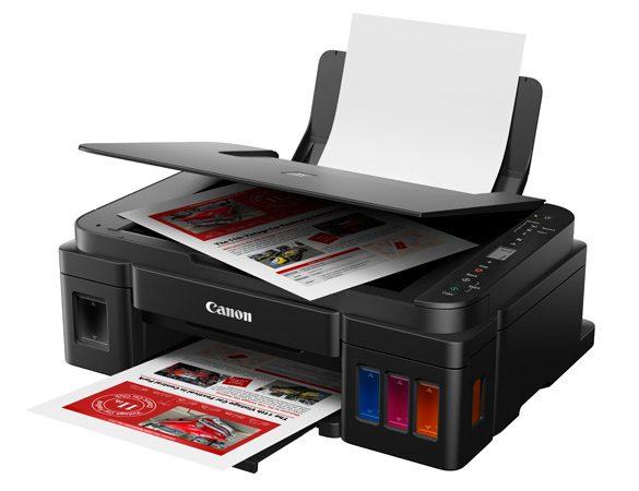 Review – Canon PIXMA G3010