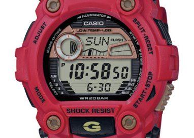 The Seven Lucky Gods (EBISU) G-Shock Models