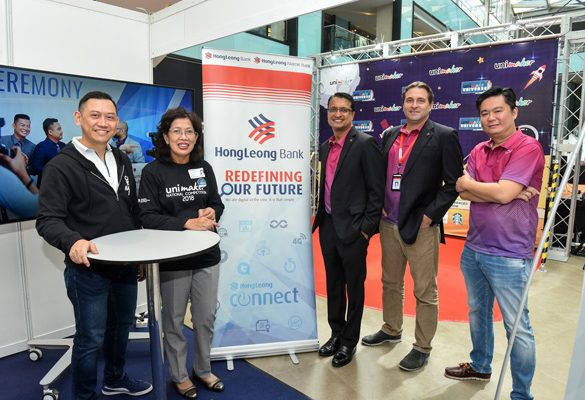 Hong Leong Bank empowers Technology Advancement amongst Start-Ups and Students