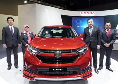 "Honda Malaysia presents ""Frontier of Innovation"" at KLIMS 2018"