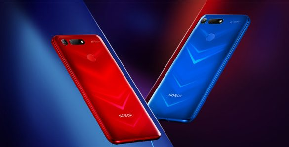 HONOR launches New HONOR View20 in China