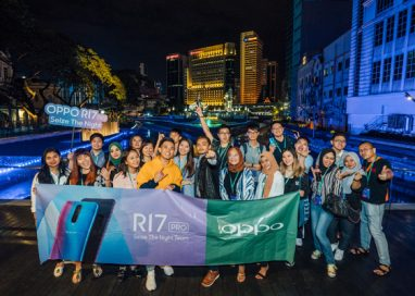 Night-Touring around the Heart of KL with OPPO R17 Pro