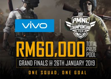 PUBG Mobile Malaysia National Championship (PMNC) 2018 featuring MYR60,000 Prize Pool