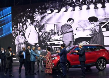Proton SUV X70 launched