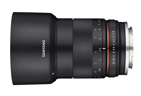 Lens Feature: Samyang MF 85mm F1.8 ED UMC CS