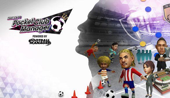 SEGA releases Mobile SRPG 'SEGA Pocket Club Manager powered by Football Manager' for the world