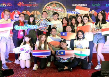 Samsung partners Sunway to deliver the First Made-for-Web Reality Game Show