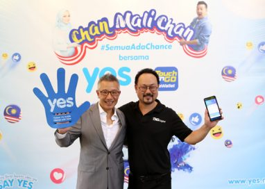 YES and TNG Digital Rewards Malaysians on an Amazing Journey to Being Cashless