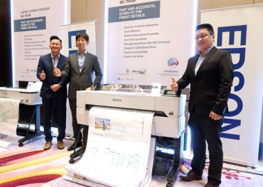 The T-Series Printers marking Epson's entry into the Low-to-Mid Range CAD Plotter Market for Professionals across a wide range of sectors