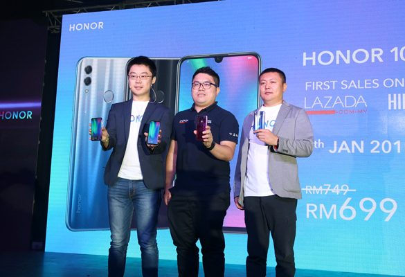 The HONOR 10 Lite is officially here to keep you #24hrInStyle!
