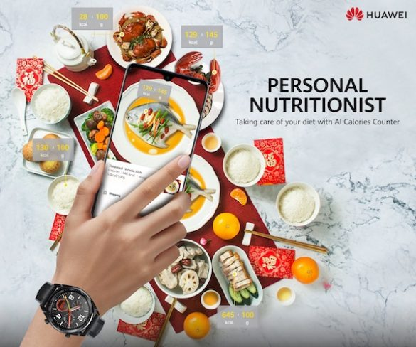 Huawei is watching your health in the upcoming festive seasons