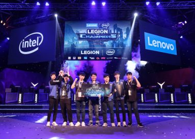 Lenovo and Intel's eSports tournament, Legion of Champions III 2019, comes to an exciting close