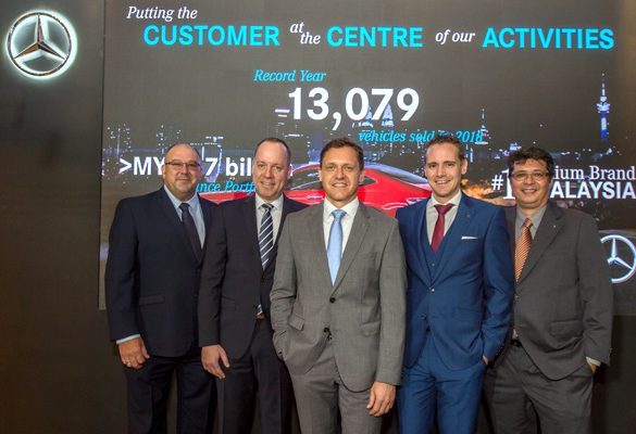 Customer-centric strategy yields further success: Mercedes-Benz delivers a new all-time high performance