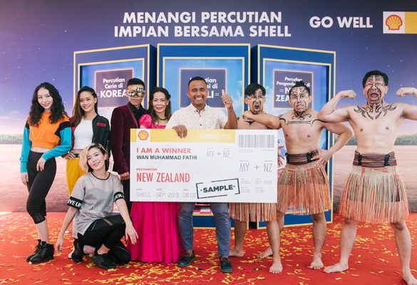 Shell officially launches 'Win A Trip with Shell'