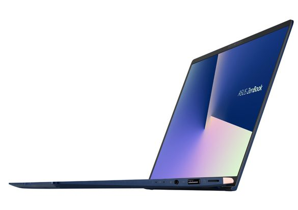 ASUS announces All-New ZenBook 13, 14 and 15