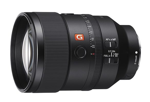 "Sony announced 135mm F1.8 G Master ""bokeh king""  prime lens for your mirrorless full frame E-Mount"