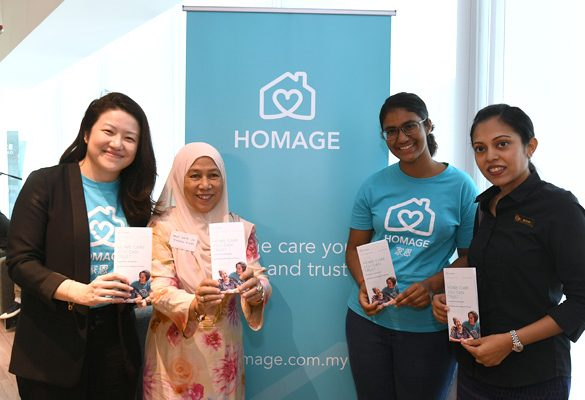 On-Demand Home Caregiving Services Platform Homage launches in Malaysia