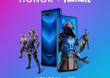 HONOR View20 sets a new gaming milestone by supporting Fortnite 60Hz version