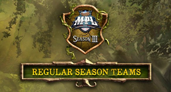 Bang Bang Professional League MY/SG Season 3: Regular Season begins 1 March 2019!