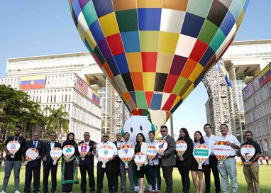 MyBalloonFiesta returns to Putrajaya for the 10th Year