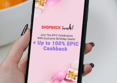 ShopBack plans to Give Away more than RM350K Rewards during Birthday