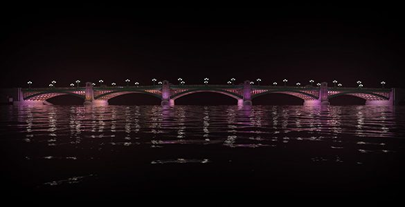 Signify to light up iconic London Bridges