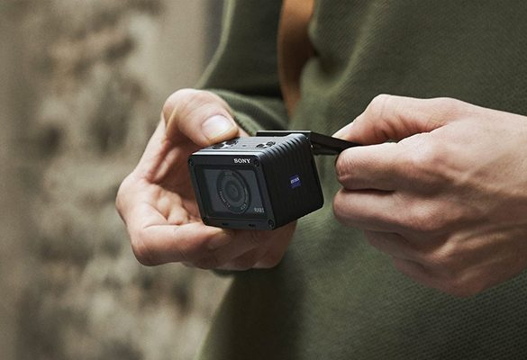 Tough and Tiny Sony RX0 II introduced