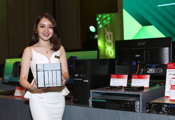 Acer introduces Altos Products and Solutions for Businesses to push the Frontier of Performance