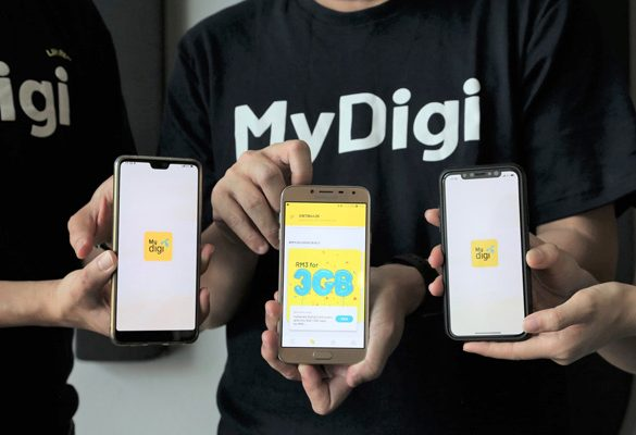 Digi's all-inclusive MyDigi app celebrates 3 million active users with smartphones giveaway and more exciting rewards