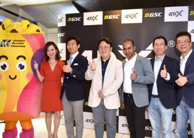 The Innovative Cinema Experience, 4DX arrives in GSC IOI City Mall