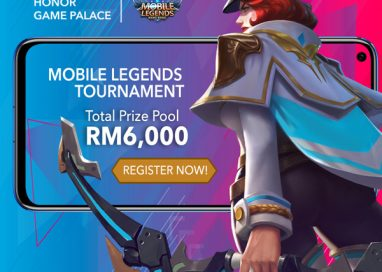 Let the Battle Begin: HONOR Game Palace Tournament