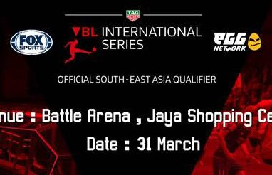 eGG Network & FOX Sports Asia present the TAG Heuer Virtual Bundesliga VBL International Series – South-East Asia Qualifier