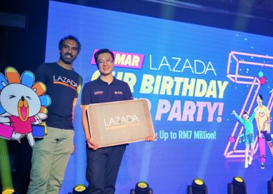 Lazada celebrates 7th Birthday, launches SEA's First Concert with Global Acts Livestreamed in-App to 6 Markets