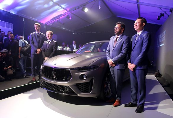 Naza Italia – Maserati celebrates a decade of Italian innovation and excellence
