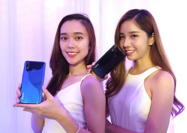 realme Malaysia debuts the realme 3: Trendiest Smartphone in the mid-range segment, featuring a Gradient Unibody design