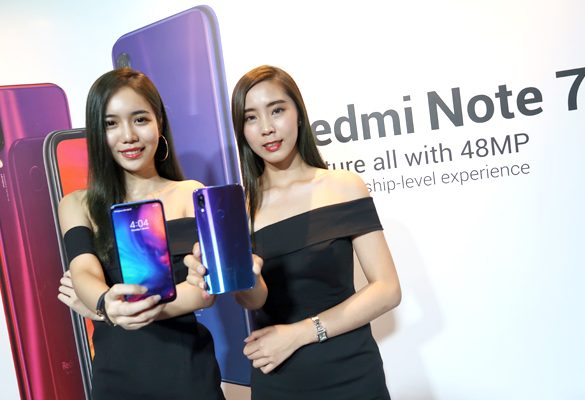 Xiaomi launches stunning Redmi Note 7 in Malaysia