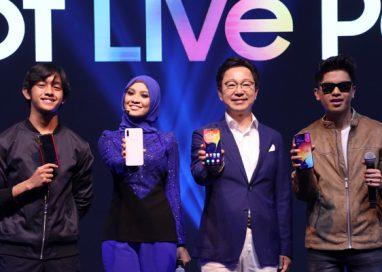 Samsung Malaysia ignites the 'Era of Live'