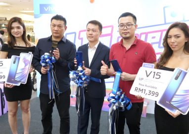 Vivo V15 Smartphone officially launches at Superday Sale and receives Outstanding Sales