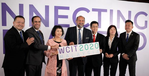 Penang sets to host the Olympics of Global IT Industry: the World Congress on Information Technology, WCIT in 2020