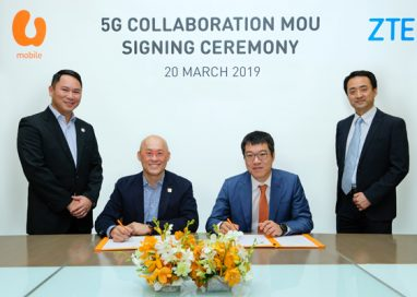 ZTE and U Mobile sign MOU to conduct 5G Live Tests as part of Wider Joint Program