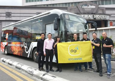 Digi launches Wi-Fi connectivity for buses, vans and other land transport vehicles with iFleet Wi-Fi