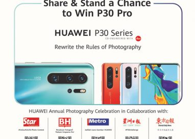 HUAWEI calls for Malaysians to 'Rewrite the Rules of Photography'
