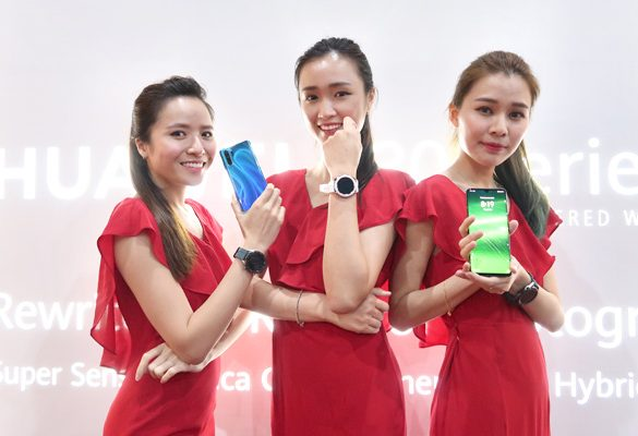 HUAWEI introduces Revolutionary HUAWEI P30 Series to Malaysians