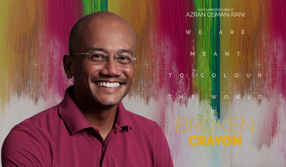 iflix exclusively premieres A Broken Crayon – Documentary about Azran Osman-Rani's Recovery