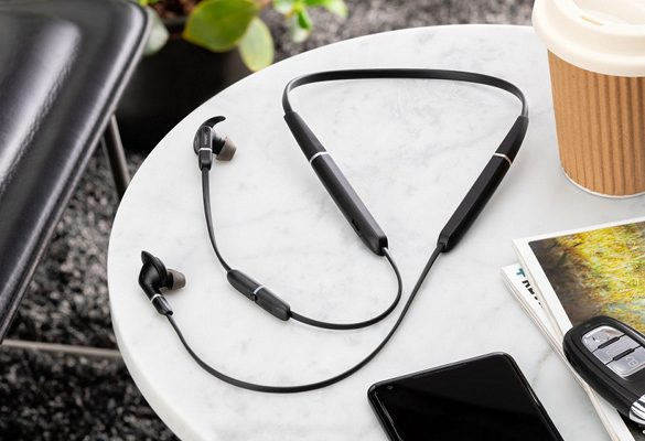 Jabra Launches the Evolve 65e – Second Generation of Wireless Earbuds with UC-certification for Professional Sound on the Go
