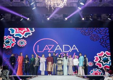 Lazada Malaysia brings Raya Fashion Runway to Shoppers via in-app Livestream