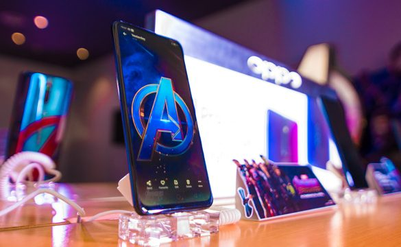 OPPO announces Exclusive F11 Pro Avengers Limited Edition in cooperation with Avengers: Endgame