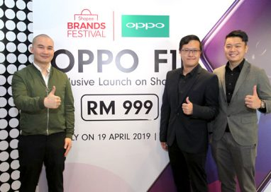 Shopee's Exclusive! OPPO F11 launches in Malaysia with Great Deals