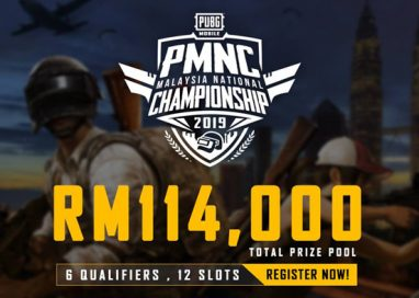 PUBG MOBILE Malaysia National Championship (PMNC) 2019 featuring MYR114,000 Prize Pool